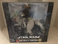 Vtg Kenner Star Wars Collector Series Han Solo & Tauntaun Action Figure 1997 NIB