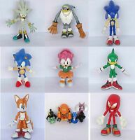 Sonic The Hedgehog Tails JET THE HAWK Amy KNUCKLES storm action figure