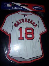 Daisuke Matsuzaka Boston Red Sox Dice-K MLB baseball Jersey Car Fridge MAGNET