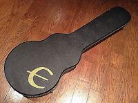 80s E Logo TKL Epiphone Les Paul Hard Shell Electric Guitar Case 4 Epi Or Gibson