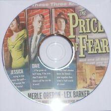 FILM NOIR 204: THE PRICE OF FEAR 1956 Abner Biberman Merle Oberon, Lex Barker