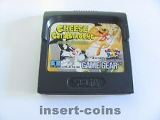 Cheese Cat Astrophe   -   Sega Game Gear / GG / Pal / GB4
