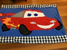 X LARGE CARS LIGHTNING MCQUEEN  BEAN BAG COVER FOR YOUR CARS FAN 155cm X 104cm