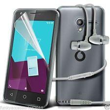 Étuis, housses et coques avec clip transparents pour téléphone mobile et assistant personnel (PDA) Alcatel