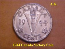 1944 Canada Victory Coin