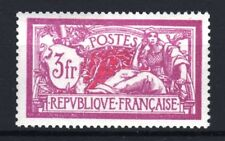 "FRANCE STAMP TIMBRE YVERT N° 240 "" MERSON 3F LILAS ET CARMIN "" NEUF xx LUXE R980"