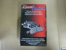 BRAND NEW POSI-QUIET REAR BRAKE PADS 100.10950 / D1095 FITS VEHICLES ON CHART