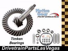 Motive Performance GM Chevy 8.6 4.10 Ring Pinion Gears Timken Master Kit 00- 08