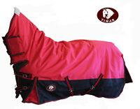 """YIMAR 6'3"""" 1680D 200G PADDOCK HORSE RUG COMBO HH63"""