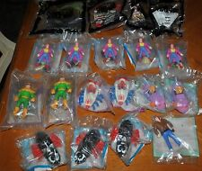 BAG LOT McDONALD'S SPIDER-MAN TOYS MARY JANE, VENOM, HOBGOBLIN, DOC OCK, MORE