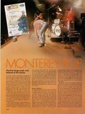 Monterey Pop Festival Hendrix Who Encyclopedia article