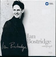 Ian Bostridge Autograph CD NEW 7-disc