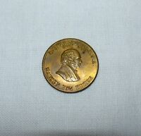 Marten Van Buren Commemorative Token Coin 8th President