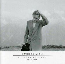 DAVID SYLVIAN CD x 2 A Victim Of Stars 1982- 2012 Double JAPAN Ghosts NEW Sealed