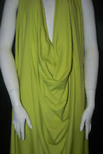 Bamboo Cotton Lycra Jersey Knit Fabric Eco-Friendly 4ways spandex - Lime green