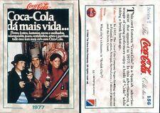 R@R@ AND ORIGINAL CARD U.S.A.*COCA COLA, SECOND SERIES-N.156*- NEW,PERFECT-N.325