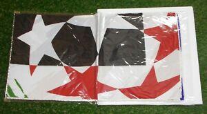 UEFA Champions League Official Silk Shawl/Scarf 1994-1995 (AC Milan v Ajax)