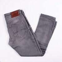 Scotch & Soda Mens Slim fit skinny leg vintage washed Grey Denim Jeans Size 30