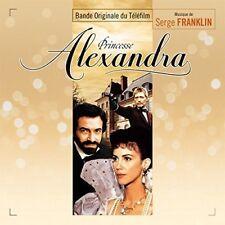 Serge Franklin - Princesse Alexandra (Original Soundtrack) [New CD] Italy - Impo