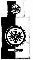 """SG Eintracht Frankfurt Bettwäsche """"Kontrast"""" 135 x 200, SGE Bedclothes"""