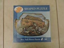Bits and Pieces Puzzle, Noah's Ark, special shape puzzle