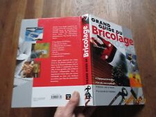 CHRISTIAN PESSEY grand guide du bricolage 2003 photos illustrations