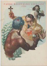 1944 RSI, SERIE VOLONTARI DI GUERRA   PADRE REGINALDO UCCISO NELLA WW ETIOPIA.