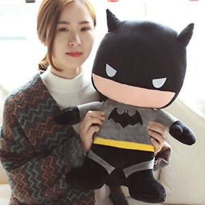 Giant Large Stuffed Batman Big Soft Plush Toy Doll Pillow Cushion Gift-1pcs 70cm