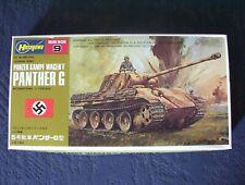 Hasegawa 1/72 scale Panzerkampfwagen V Panther G. model kit.[still sealed]