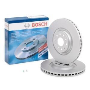Bosch Front Brake Disc Rotors 340mm BD1566