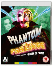 Phantom of the Paradise Blu-Ray (2014) Paul Williams, De Palma (DIR) cert 15
