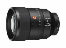 Sony G Master FE 135mm f/1.8 GM Telephoto Lens