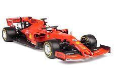 Bburago Model Car F1 2019 Sf90 Ferrari Vettel - 1 18