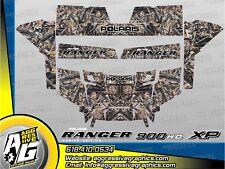AG // Graphics Kit Polaris Ranger 900 XP 2016