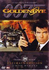 James bond, Goldeneye - Edition Ultimate 2 DVD