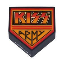 Nemesis Now Officially Licensed Kiss Army Logo Bottle Opener Magnet Black 8cm