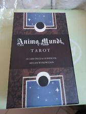 Anima Mundi Tarot indie by Megan Wyreweden.