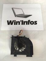 Ventilateur refroidisseur chaleur cpu fan HP Pavilion DV5 (réf : dv5-1110ef)