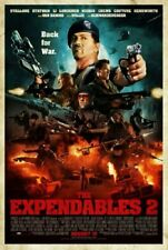 Expendables 2 Movie Poster 24in x 36in