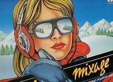 MIXAGE disco LP 33 PINK PROJECT TWINS GAZEBO D.D.SOUND KANGAROO GILBERT MONTAGNE