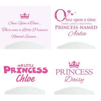 Beautiful Princess Aria Large Wall Sticker//Vinyl Bed Room Art Girl//Baby