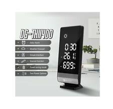 Digoo DG-TH11400 alarme Snooze horloge température humidité Station météo