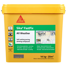 More details for sika fast fix all weather | self setting jointing compound | 14kg & 15kg