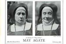 1936, Actors, May Agate