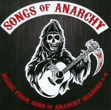 NEW Songs of Anarchy: Music from Sons of Anarchy Seasons 1-4 (Audio CD)