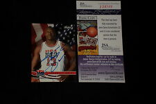 SHAQUILLE O'NEAL 1994 SKYBOX USA SIGNED AUTOGRAPHED CARD #67 JSA CERTIFIED