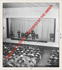 The Beatles PHOTO  ABBEY ROAD STUDIO AND LIVE CONCERT RARE SET 1963
