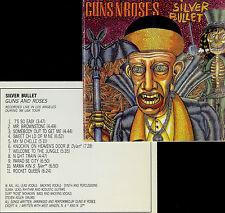 GUNS'N'ROSES  silver bullet  LIVE IN LOS ANGELES '88