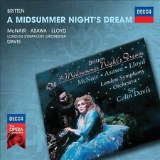 A Midsummer Night's Dream, New Music