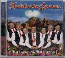 CD Kastelruther Spatzen `Herz gewinnt, verliert` Neu